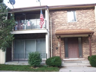 7131 Hickory Street UNIT 2, Tinley Park, IL 60477 - MLS#: 10112303