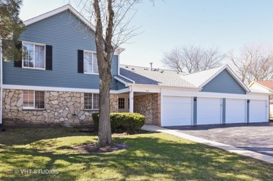 309 Memory Lane UNIT 4, Westmont, IL 60559 - #: 10112422