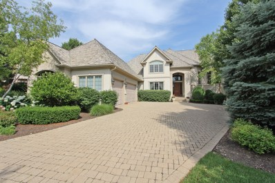 1687 Pebble Beach Way, Vernon Hills, IL 60061 - #: 10112537