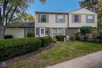 1665 Williamsburg Court UNIT C, Wheaton, IL 60189 - #: 10112660