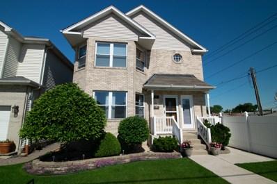 5931 S Narragansett Avenue, Chicago, IL 60638 - MLS#: 10112763