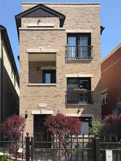 2736 W Augusta Boulevard UNIT 2, Chicago, IL 60622 - MLS#: 10112764