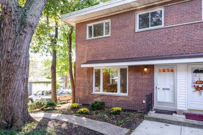 618 South Boulevard UNIT F, Evanston, IL 60202 - MLS#: 10112923