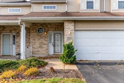 3824 Pathfinder Lane UNIT 3824, Joliet, IL 60435 - #: 10112974