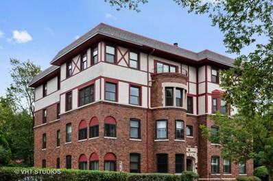 1005 Hinman Avenue UNIT 3N, Evanston, IL 60202 - #: 10113079