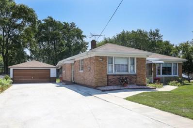 8225 Normandy Avenue, Burbank, IL 60459 - MLS#: 10113224