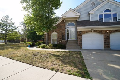 359 Satinwood Court SOUTH, Buffalo Grove, IL 60089 - MLS#: 10113260