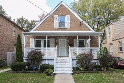 10332 S Trumbull Avenue, Chicago, IL 60655 - MLS#: 10113307