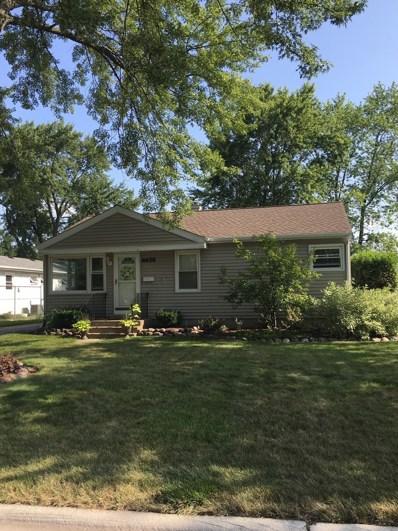 6658 Parkside Drive, Tinley Park, IL 60477 - #: 10113401