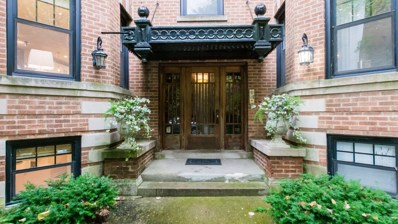 1427 W Warner Avenue UNIT 1E, Chicago, IL 60613 - MLS#: 10113524