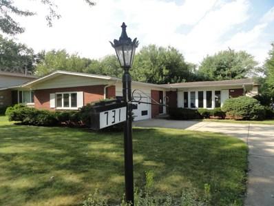 731 W Palm Drive, Glenwood, IL 60425 - MLS#: 10113594
