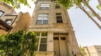 1342 N Claremont Avenue UNIT 3F, Chicago, IL 60622 - MLS#: 10113707