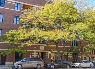 4814 N Damen Avenue UNIT 403, Chicago, IL 60625 - #: 10113719