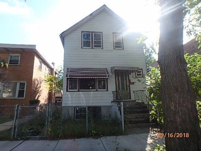 6233 S Ada Street, Chicago, IL 60636 - MLS#: 10113808