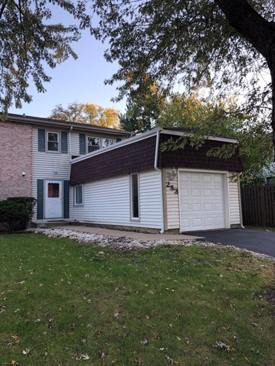 253 Douglass Way, Bolingbrook, IL 60440 - MLS#: 10113884