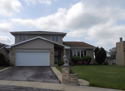 4129 Cambridge Circle, Country Club Hills, IL 60478 - MLS#: 10113921