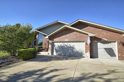 7842 Lakeview Terrace, Tinley Park, IL 60487 - MLS#: 10114025