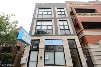 850 N Damen Avenue UNIT 2R, Chicago, IL 60622 - MLS#: 10114144