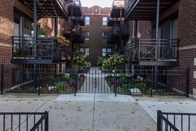 1151 W Grace Street UNIT G, Chicago, IL 60613 - MLS#: 10114182