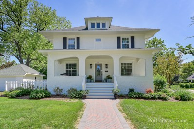 561 Hillside Avenue, Glen Ellyn, IL 60137 - #: 10114188
