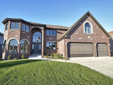 6210 Vincent Lane, Matteson, IL 60443 - MLS#: 10114270