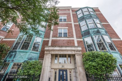 1811 W Addison Street UNIT 3E, Chicago, IL 60613 - #: 10114307
