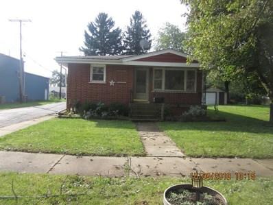 12 W 31st Place, Steger, IL 60475 - MLS#: 10114395