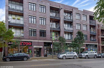 2125 W Belmont Avenue UNIT 2W, Chicago, IL 60618 - #: 10114419