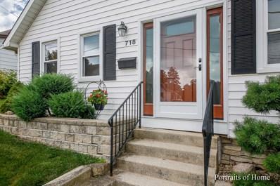 718 Hickory Street, Lemont, IL 60439 - MLS#: 10114432