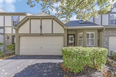1479 W Sapphire Drive, Hoffman Estates, IL 60192 - #: 10114580