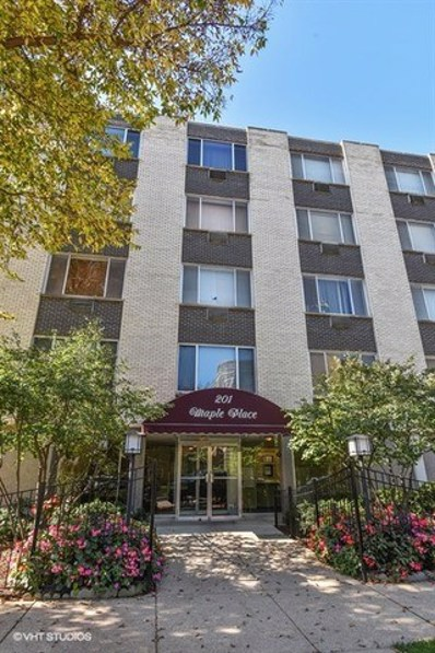 201 S Maple Avenue UNIT 404, Oak Park, IL 60302 - MLS#: 10114656