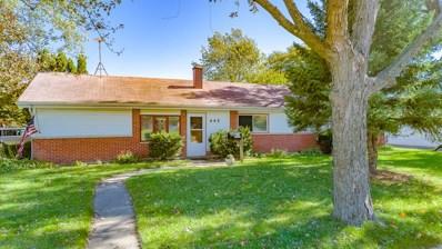 445 Lincoln Drive, Hoffman Estates, IL 60169 - #: 10114861