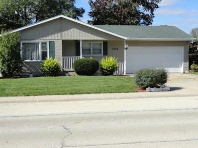 1009 Cardinal Drive, Bradley, IL 60915 - MLS#: 10115032