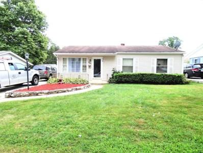 1741 Sycamore Avenue, Hanover Park, IL 60133 - MLS#: 10115214