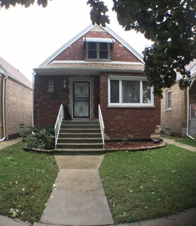 4329 S Karlov Avenue, Chicago, IL 60632 - MLS#: 10115299