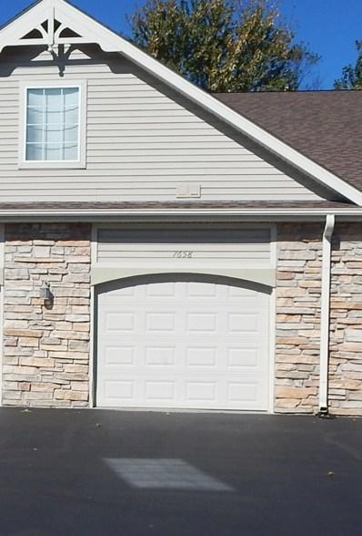 7658 Creek Bend Road UNIT 7658, Rockford, IL 61114 - #: 10115336