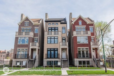 1447 E 65th Place UNIT 1, Chicago, IL 60637 - #: 10115422