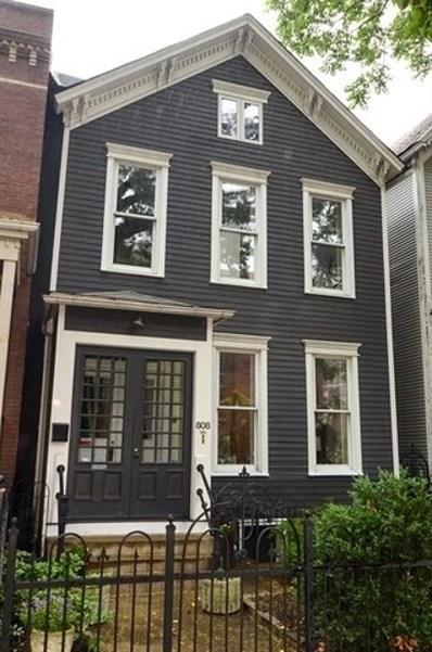 808 W Altgeld Street, Chicago, IL 60614 - MLS#: 10115597