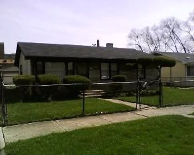 15513 Honore Avenue, Harvey, IL 60426 - #: 10115600
