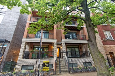 1040 W Polk Street UNIT 3B, Chicago, IL 60607 - MLS#: 10115607