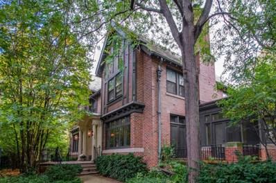 1624 Judson Avenue, Evanston, IL 60201 - #: 10115654