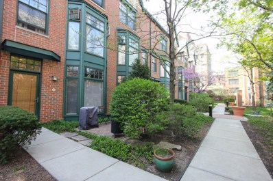 101 N Euclid Avenue UNIT 18, Oak Park, IL 60301 - MLS#: 10115664
