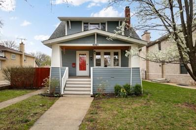 6921 N Oriole Avenue, Chicago, IL 60631 - #: 10116000