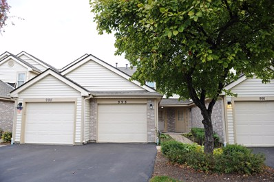 993 Butter Creek Court, Hoffman Estates, IL 60169 - #: 10116233