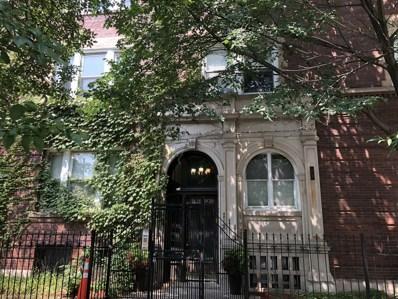 1424 E Hyde Park Boulevard UNIT 1, Chicago, IL 60615 - #: 10116286
