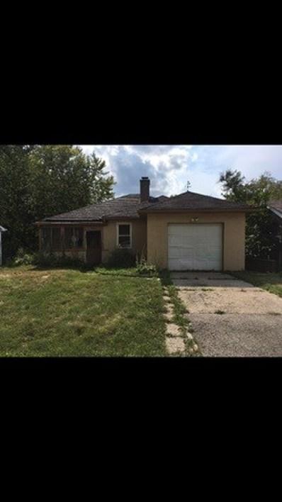 16 S Lake Avenue, Fox Lake, IL 60020 - MLS#: 10116372