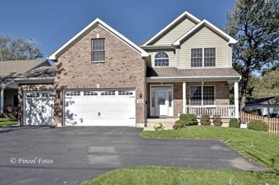 136 Dole Avenue, Crystal Lake, IL 60014 - #: 10116394