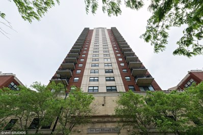 1529 S State Street UNIT 12F, Chicago, IL 60605 - MLS#: 10116449