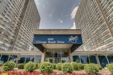 4800 S Chicago Beach Drive SOUTH UNIT 2608N, Chicago, IL 60615 - #: 10116565
