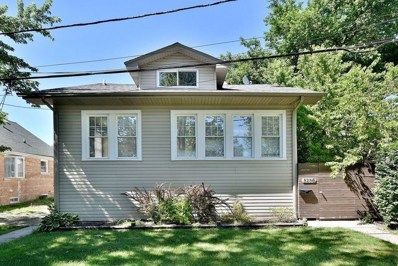 5256 W Sunnyside Avenue, Chicago, IL 60630 - #: 10116622